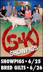 S and K Showpigs