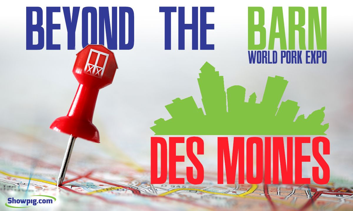Featured image for the article titled Beyond the Barn :: World Pork Expo