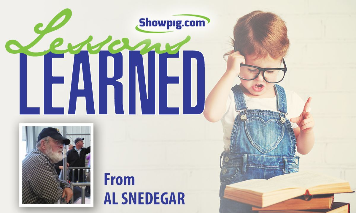 Featured image for the article titled Lessons Learned :: Al Snedegar