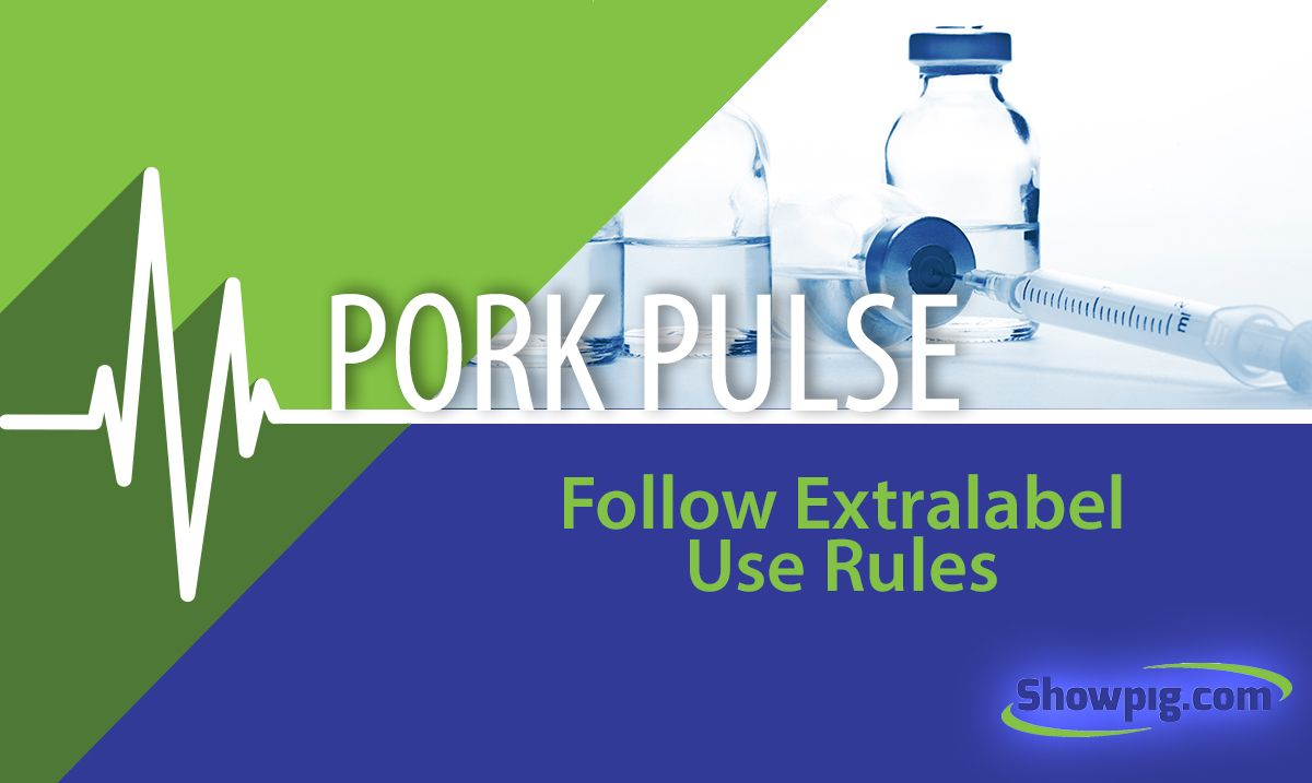 Featured image for the article titled Pork Pulse :: Follow Extralabel Use Rules