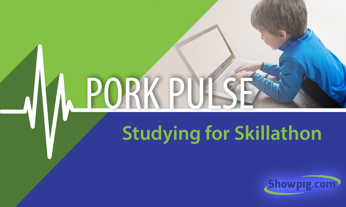Featured image for the article titled Pork Pulse :: Studying for the Skillathon