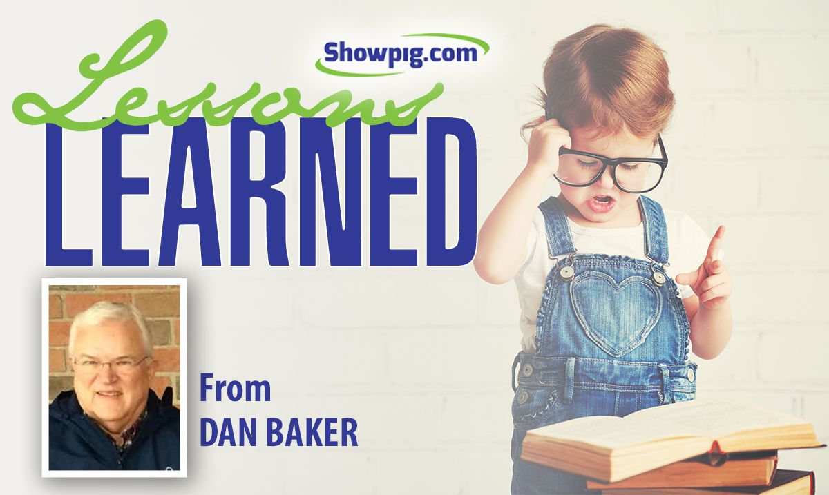 Featured image for the article titled Lessons Learned :: Dan Baker