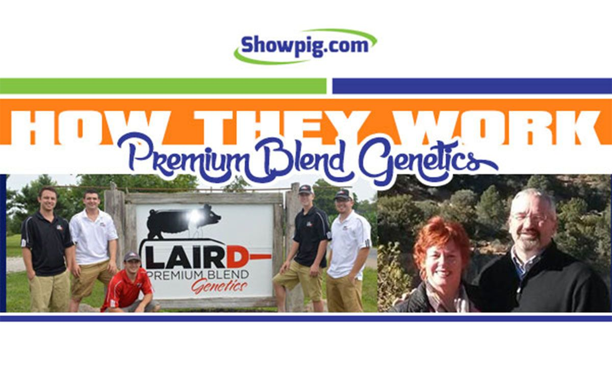 Featured image for the article titled How They Work :: Laird Premium Blend Genetics