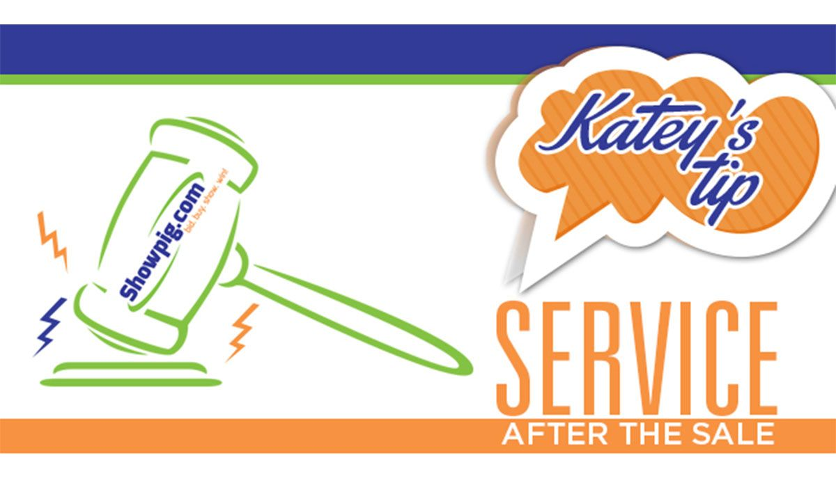 Featured image for the article titled Katey's Tip : Follow-Up Customer Service