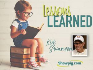 Featured image for the article titled Lessons Learned :: Kirk Swanson
