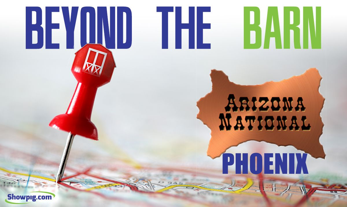 Featured image for the article titled Beyond the Barn :: Arizona National