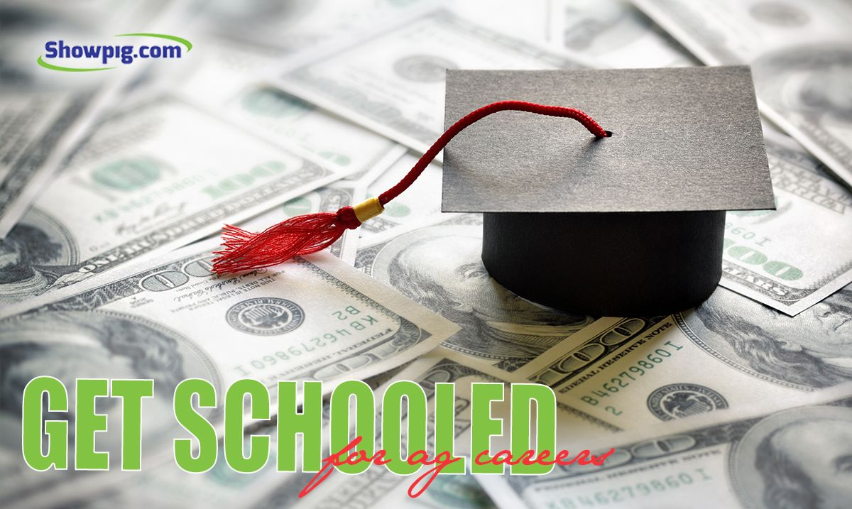 Featured image for the article titled Get Schooled for Ag Careers