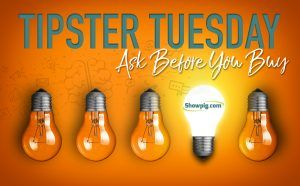 Featured image for the article titled Tipster Tuesday :: Ask Before You Buy