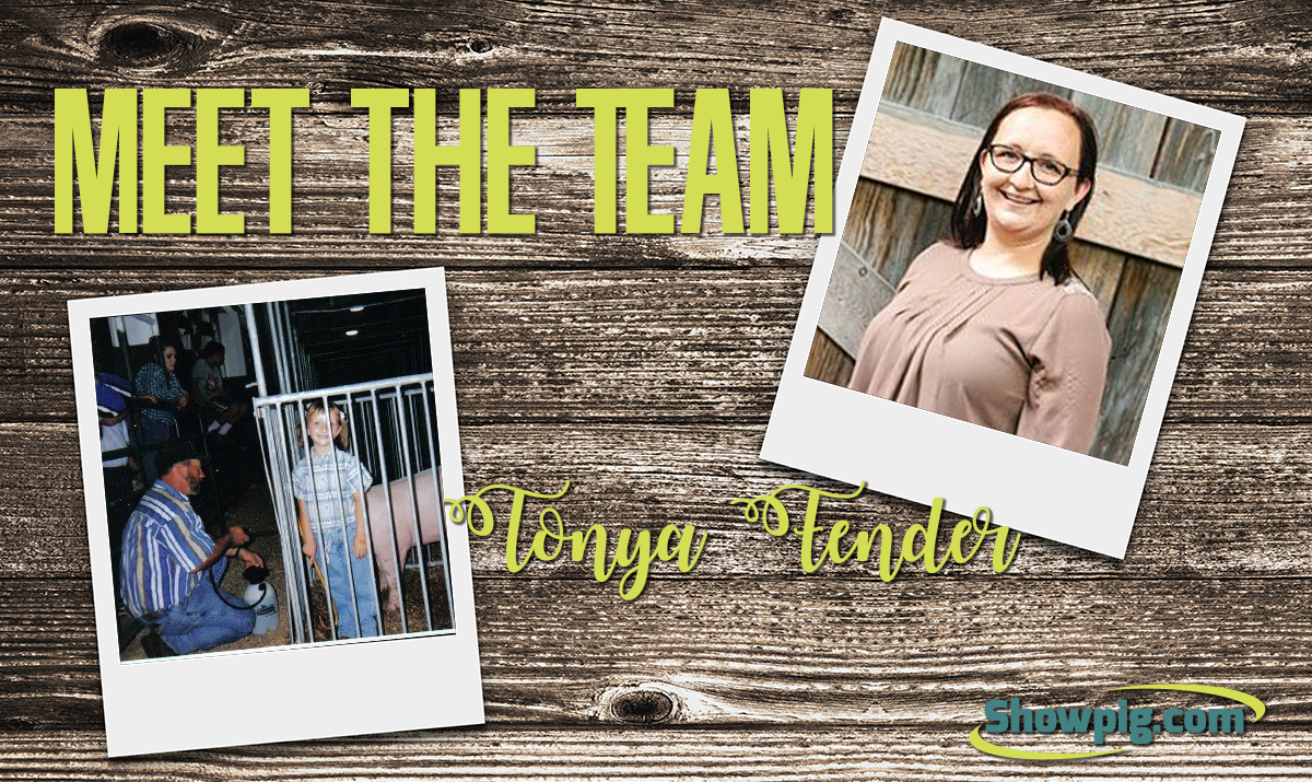 Featured image for the article titled Meet the Team: Tonya Fender
