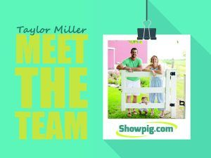 Featured image for the article titled Meet the Team: Taylor Miller