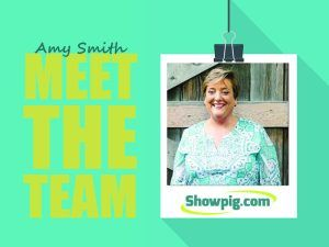 Featured image for the article titled Meet the Team: Amy Smith