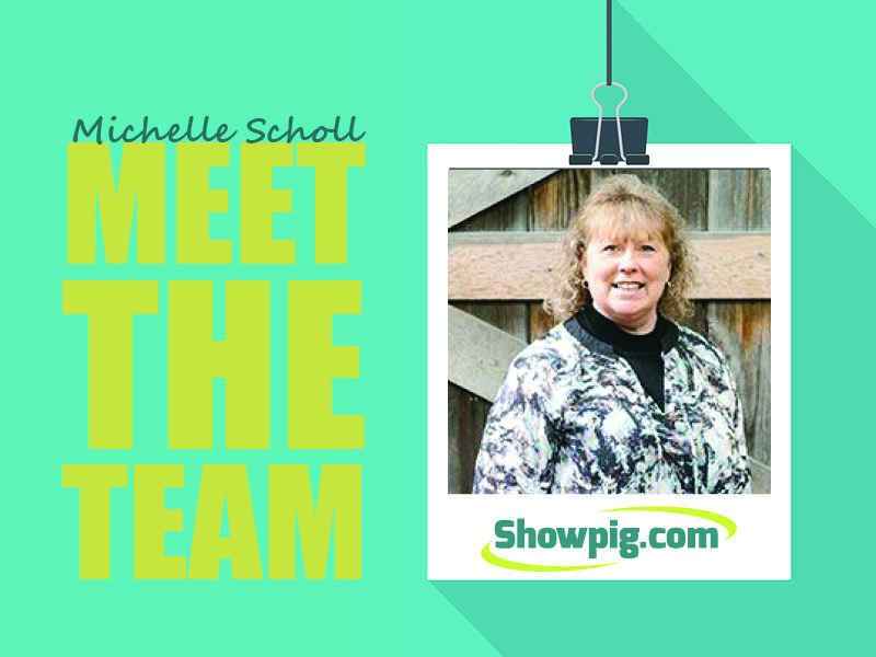 Featured image for the article titled Meet the Team: Michelle Scholl