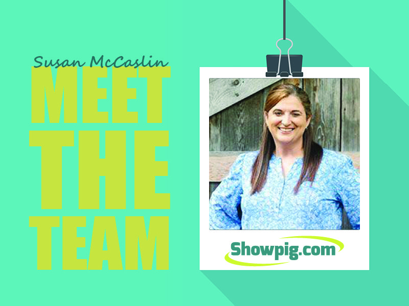 Featured image for the article titled Meet the Team: Susan McCaslin