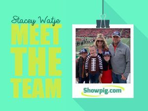 Featured image for the article titled Meet the Team: Stacey Watje