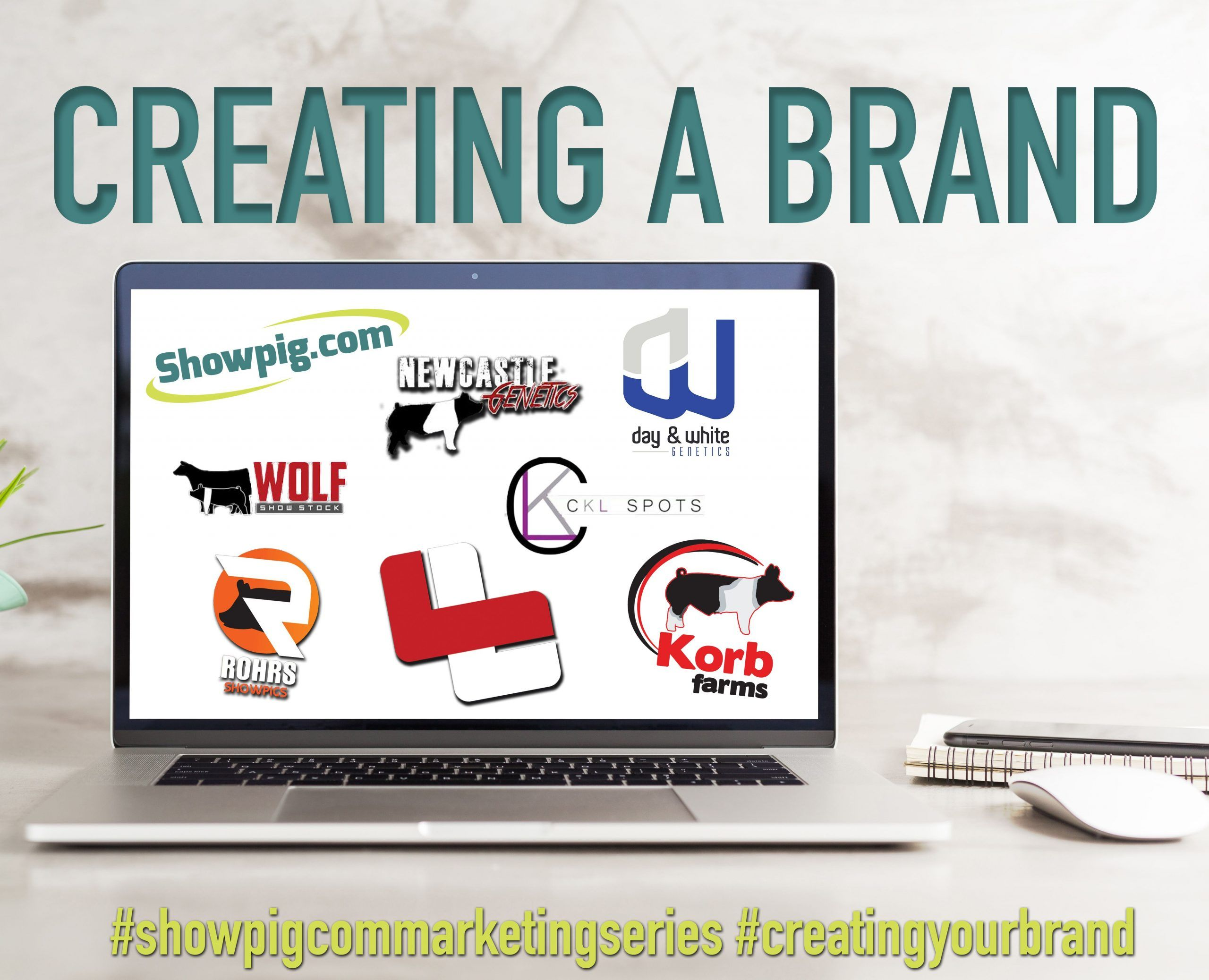 Featured image for the article titled Marketing Series :: Creating Your Brand
