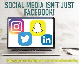 Featured image for the article titled Marketing Series :: Facebook isn't the only Social Media!