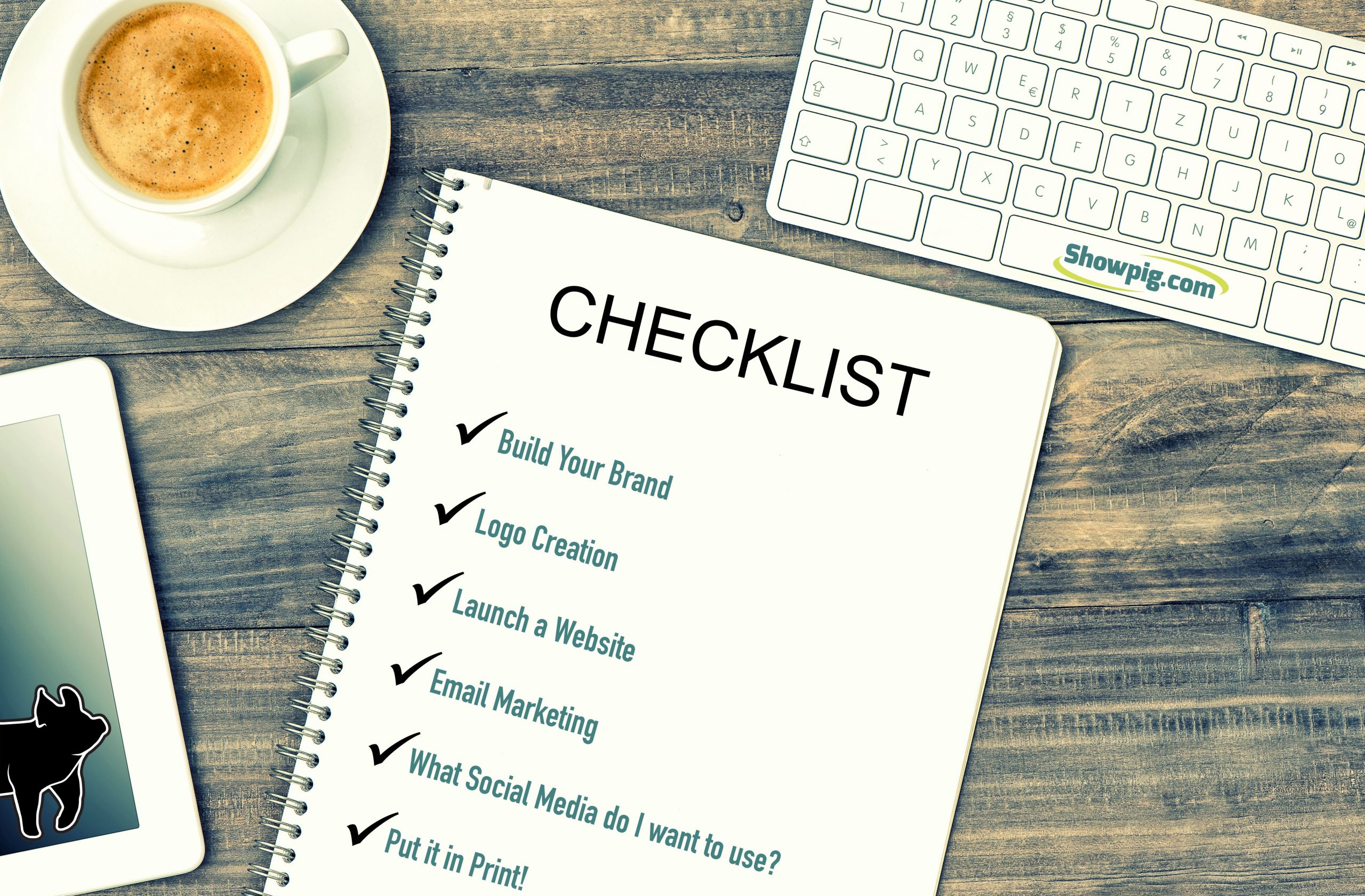 Featured image for the article titled Marketing Series :: Checklist