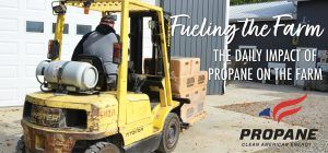 Featured image for the article titled Fueling the Farm: The Daily Impact of Propane on the Farm