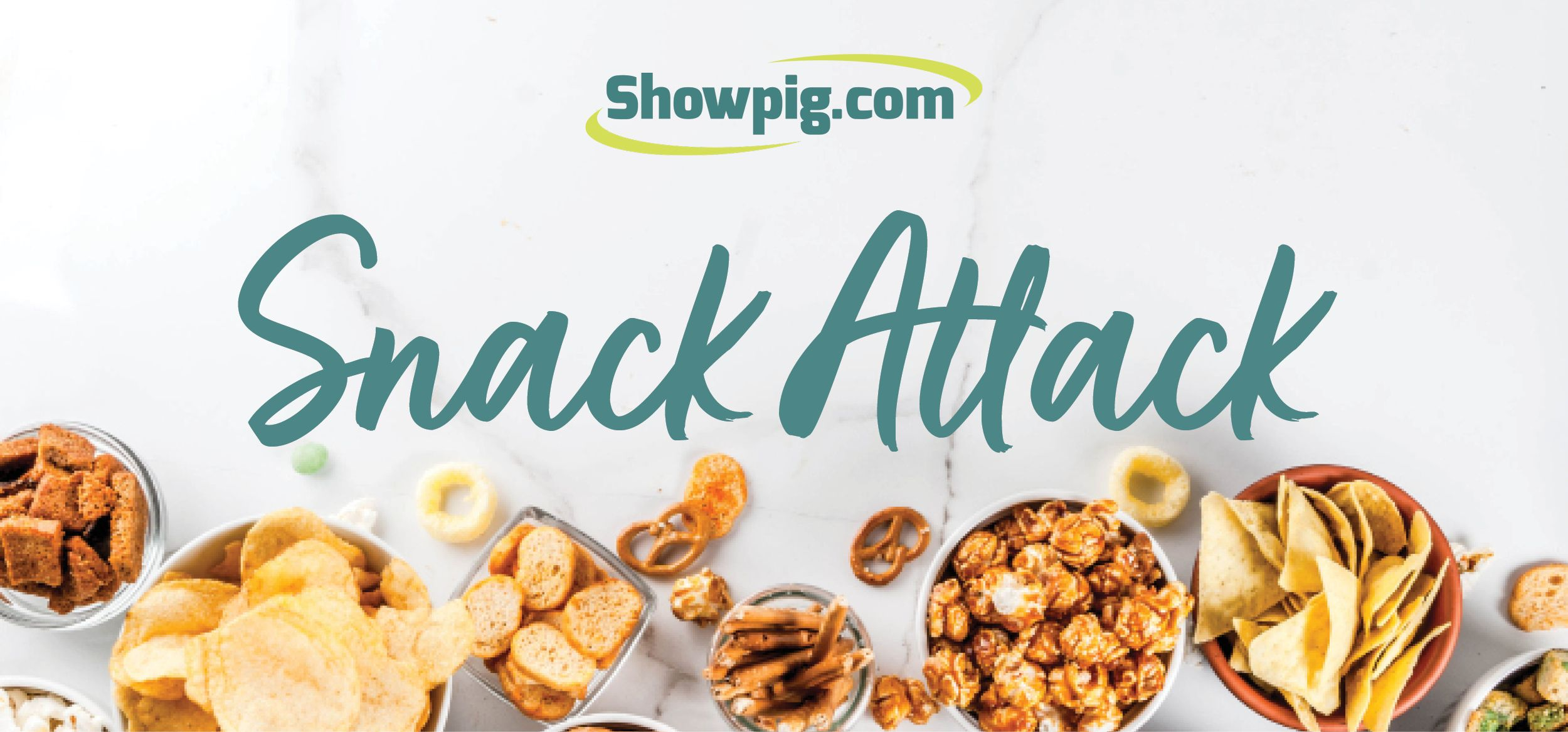 Featured image for the article titled Snack Attack