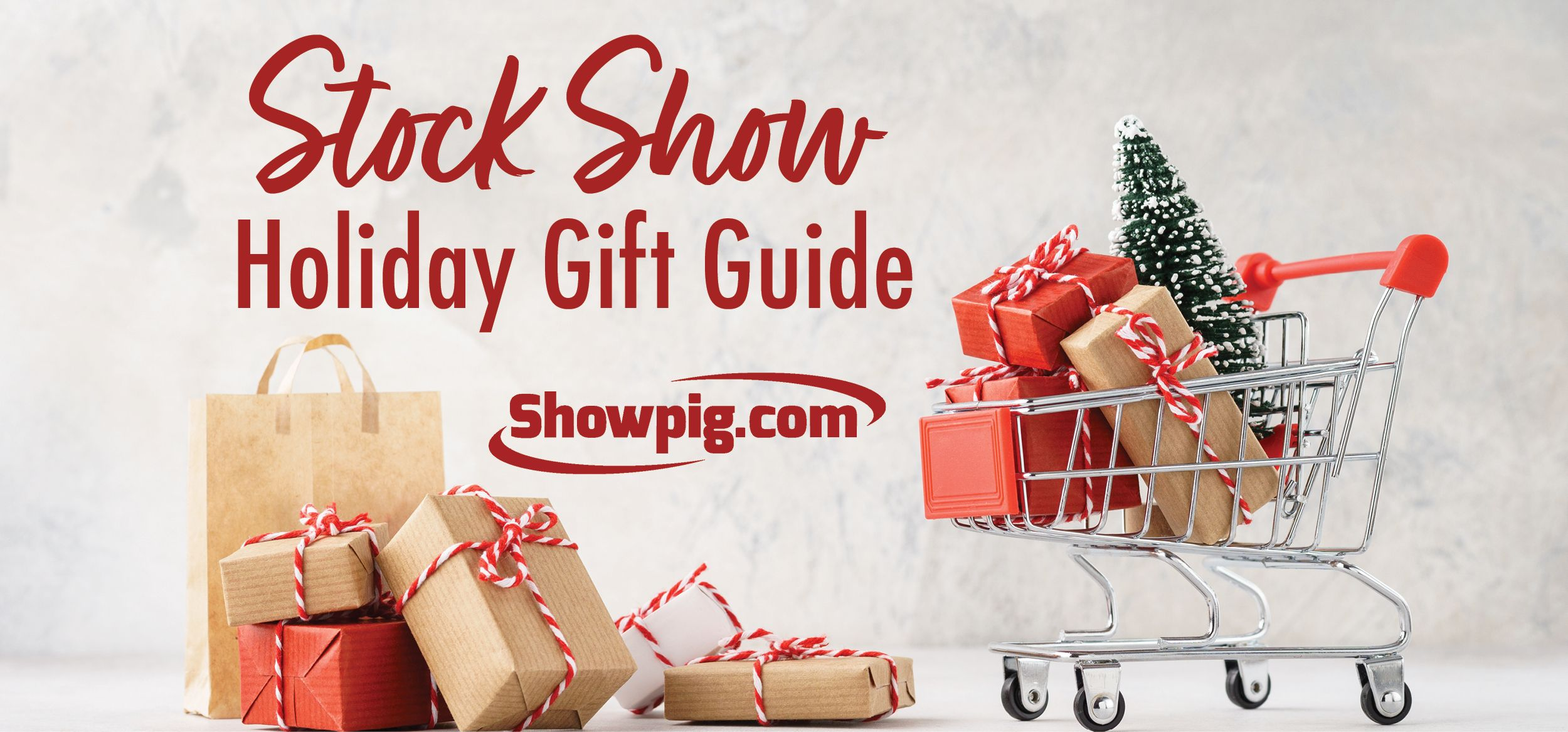 Featured image for the article titled Stock Show Holiday Gift Guide