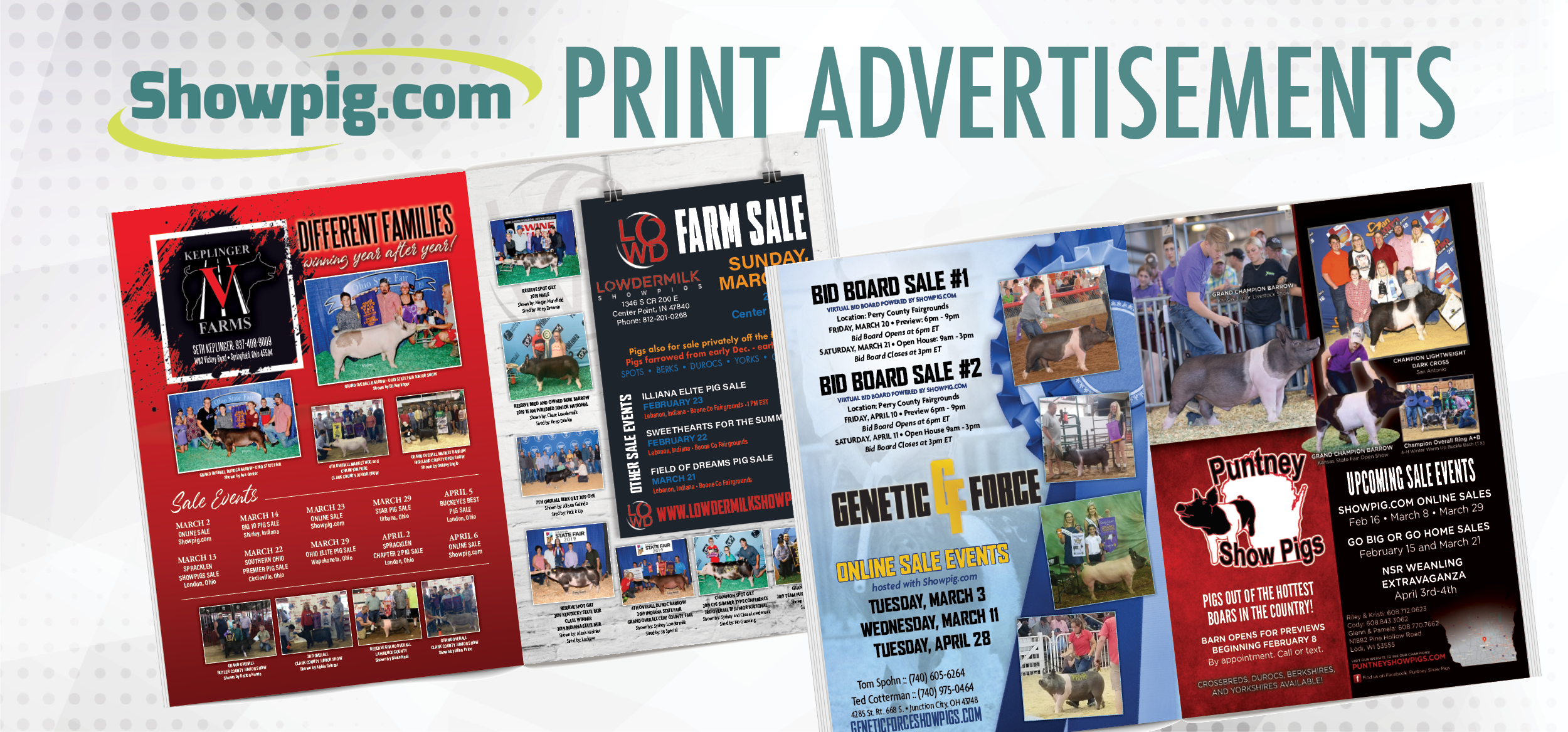 Featured image for the article titled Print Advertisements