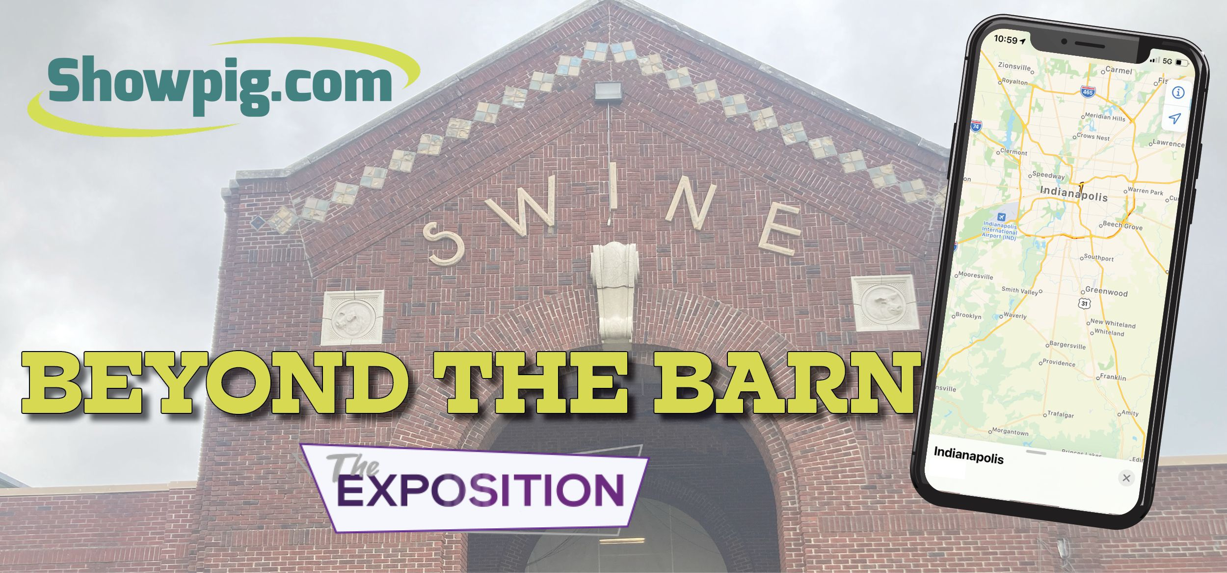 Featured image for the article titled Beyond the Barn: Indianapolis, Indiana