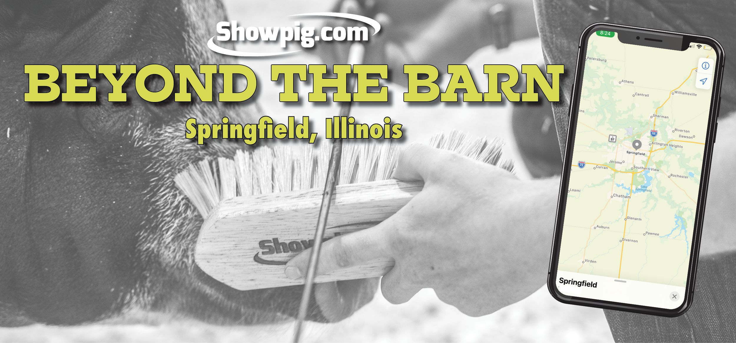 Featured image for the article titled Beyond the Barn: Springfield, Illinois