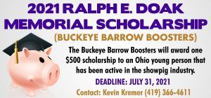 Featured image for the article titled 2021 Ralph E. Doak Memorial Scholarship